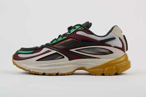 Fall-Ready Tonal Rustic Sneakers