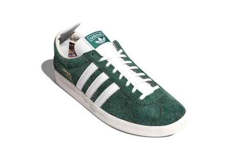 Picnic-Inspired Tonal Sneakers
