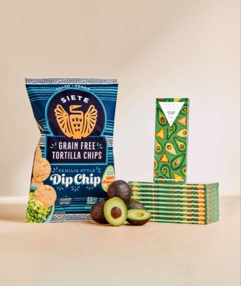 Avocado Chip Chocolate Bars : Chips Chocolate Bar 1