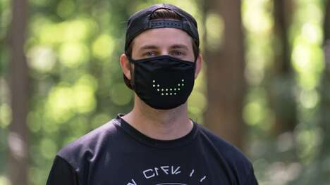Expressive Digital Face Masks