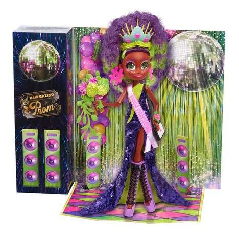 Prom-Inspired Fashion Dolls