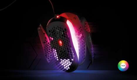 Graphic Gaming Mice