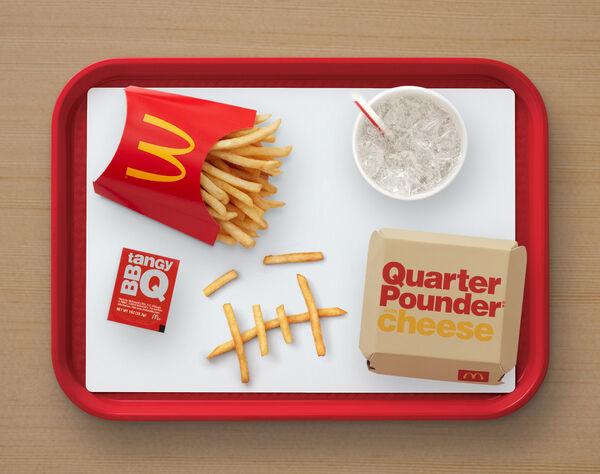 Rapper-Inspired Fast Food Meals