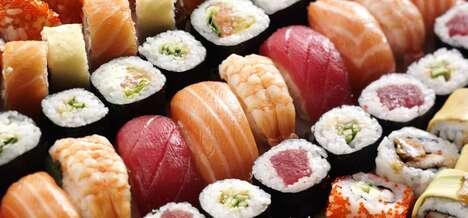 Herbal Medicinal Sushi