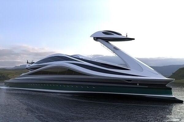 Swanlike Seafaring Yachts