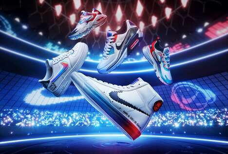 Esports-Inspired Sneakers