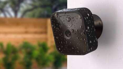 Easy Installation Security Cameras