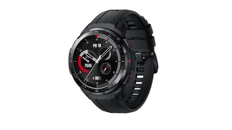 Rugged Enhanced Battery Smartwatches