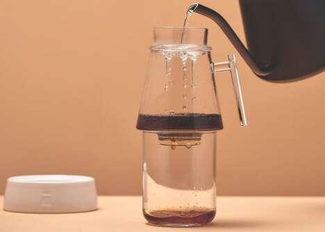 Scientific Third-Wave Coffee Makers