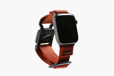 Military Standard Smartwatch Straps