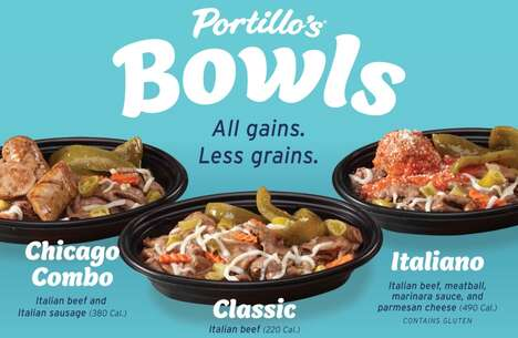 Low-Carb Beef Bowls