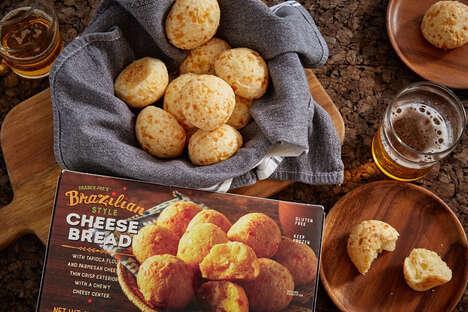 Tapioca Flour Cheese Buns