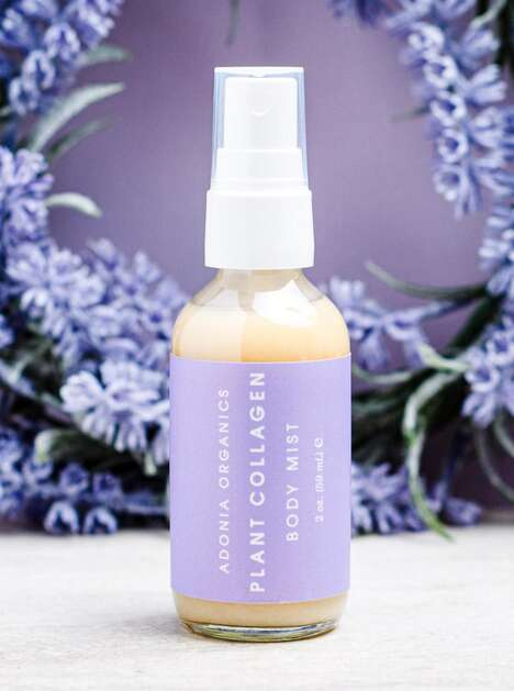Collagen-Boosting Body Mists