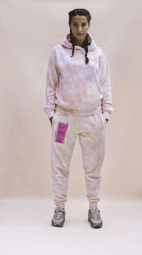 Smartphone-Inspired Streetwear