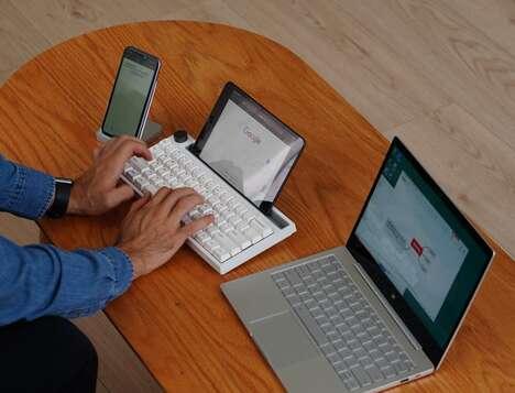 Retro Computing Mechanical Keyboards