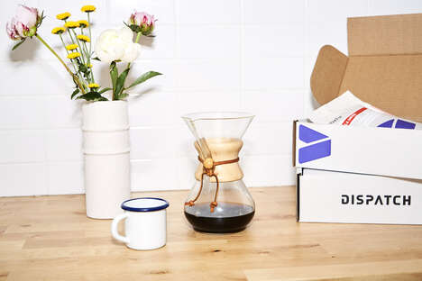 Customizable Coffee Subscriptions