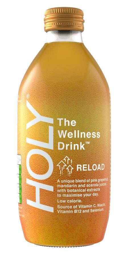Fruit-Based Wellness Beverages