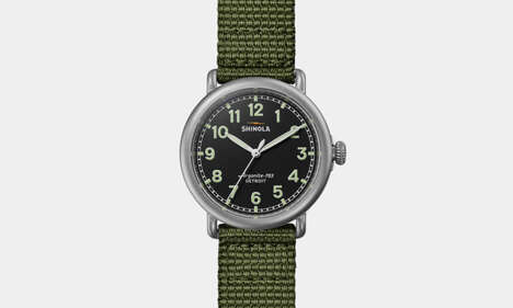 Military-Inspired Field Watches