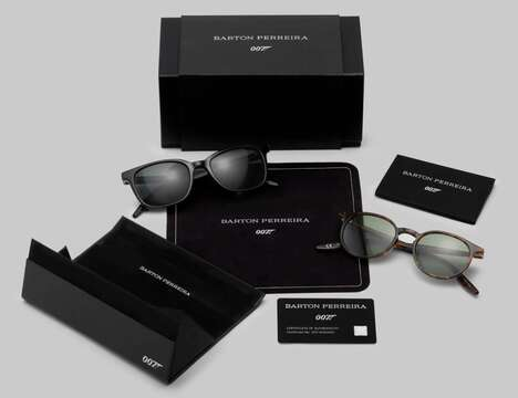 Secret Service-Inspired Sunglasses