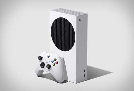 Compact Next-Gen Gaming Consoles