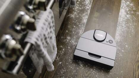 Advanced Filtration Robot Vacuums