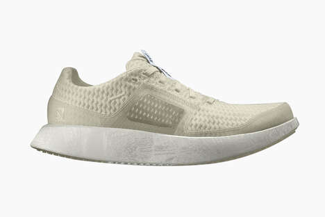 Sustainable Simplified Sneakers