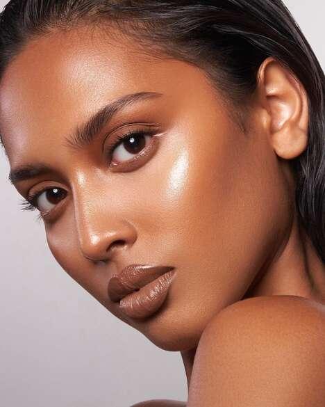 Vibrant Flirty Makeup