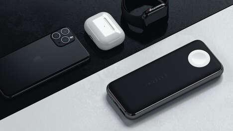 Wireless Charging Battery Packs