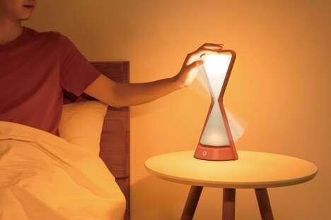 Hourglass Timer Illuminators