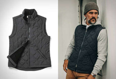 Resilient Cold Weather Vests