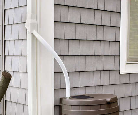 Overflow Prevention Rainwater Collectors