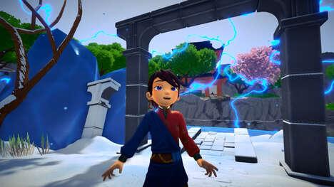 Season-Themed Adventure Games