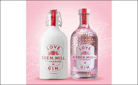 Carbon-Efficient Gin Packaging