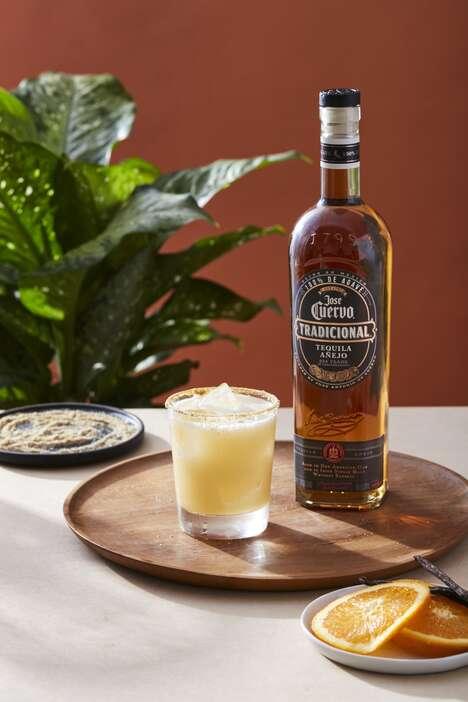 Pumpkin Spice Tequila Cocktails