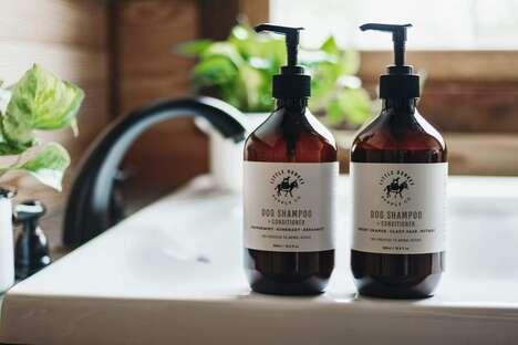 Bug-Repelling Pet Shampoos
