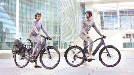 Speedy Acceleration Urban eBikes