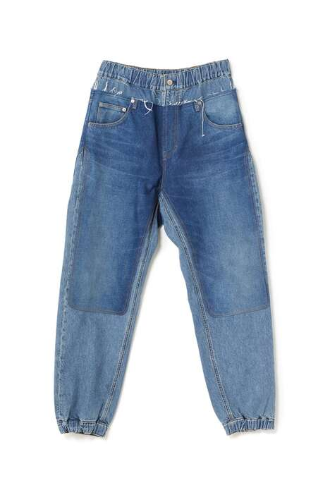 Elevated Expansive Denim Capsules