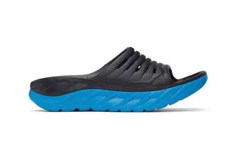 Comfort-Centric Sleek Sandals
