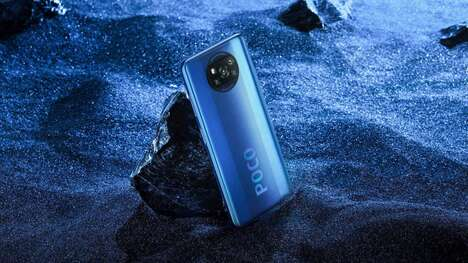Multi-Day Battery Gaming Smartphones