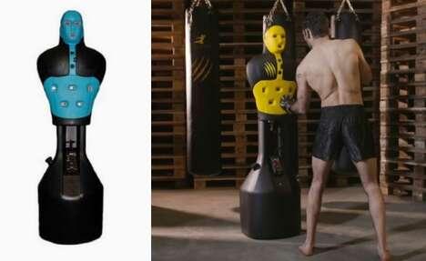 Digitized Boxer Training Equipment