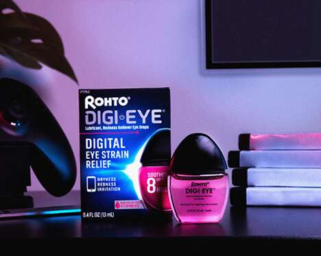 Digital Eye Strain Drops