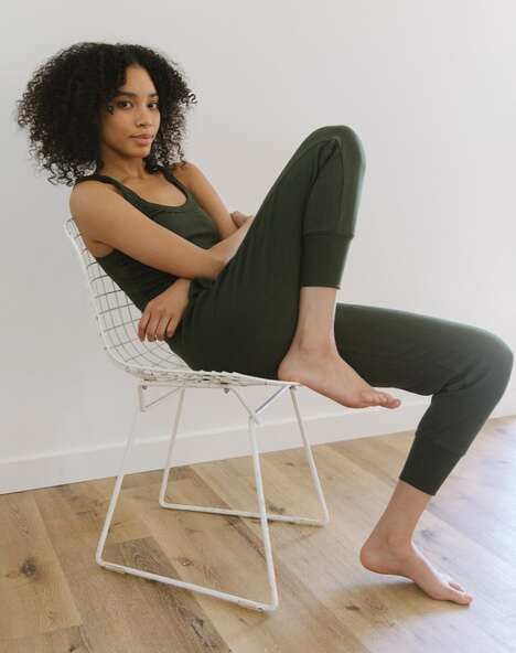 Elevated Organic Loungewear