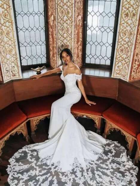 Magical Disney Wedding Dresses