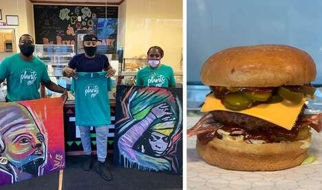 Harrisburg-Based Vegan Eateries