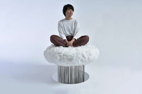 Illusory Floating Cloud Seats