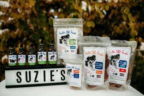 Transparent Pet Food Campaigns