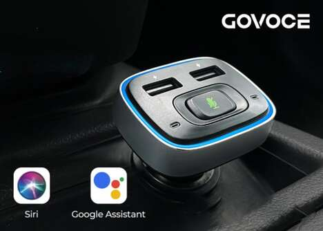 Voice Assistant Car Chargers
