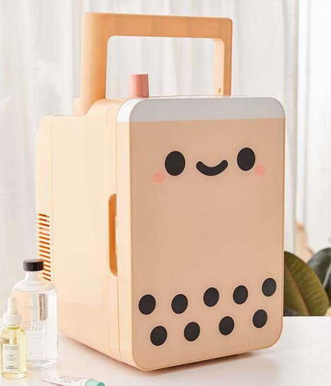 Limited-Edition Playful Makeup Fridges