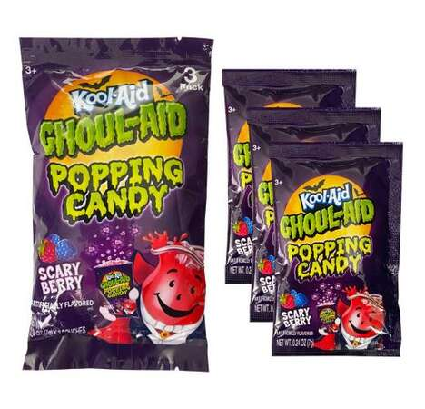 Spooky Popping Candy Products