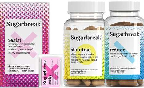Sugar Reduction Supplements